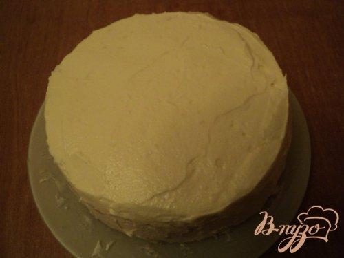 Торт «Цветы» для Риты.