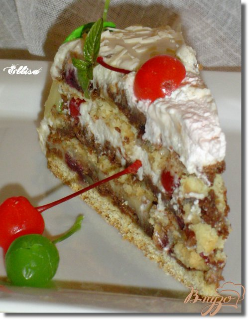 """Торт """" Вкусные фантазии"""""""