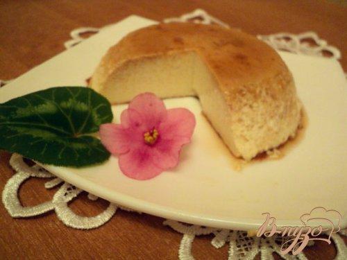 Десерт  Latte imperiale или птичье молоко