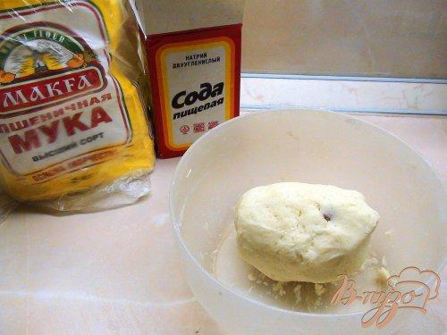 Рассыпчатое печенье в сахарно-коричной панировке. Очень простой и очень вкусный рецепт
