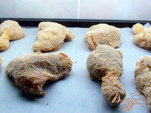 Куриные кусочки в панировке для пивной вечеринки. Быстро и очень вкусно!
