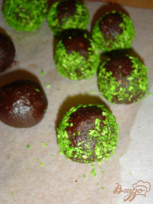"Шоколадные конфеты ""Каштаны"" за 20 минут"