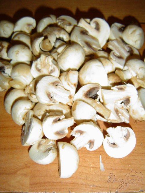Паштет грибной