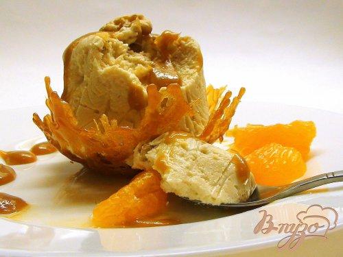 Карамельное суфле с орешками и цитрусовыми «Обыкновенное чудо».