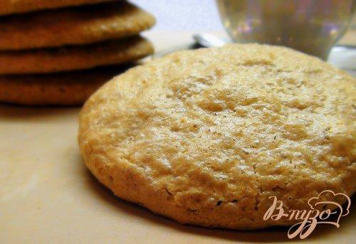 Миндальное печенье на рисовой муке, по вкусу как покупное… или даже лучше
