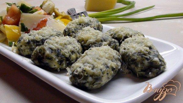Рецепт Ньокки со шпинатом или необычные ленивые вареники!