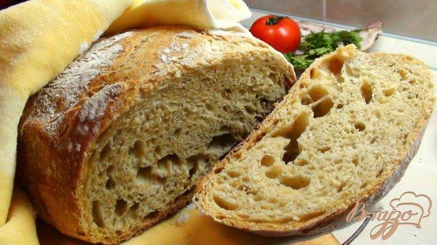 фото рецепта: Тыквенный хлеб на дрожжах. Простой в приготовлении, но невероятно вкусный!