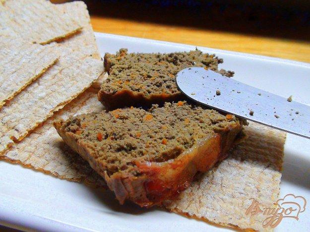Рецепт Печеночное суфле или запечённый паштет. Один из самых простых и вкусных рецептов.