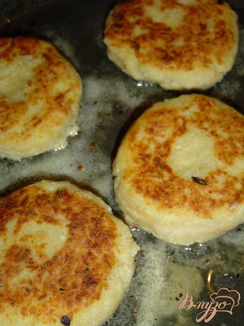 котлеты мясные картофельно в духовке с пошаговым фото рецептом
