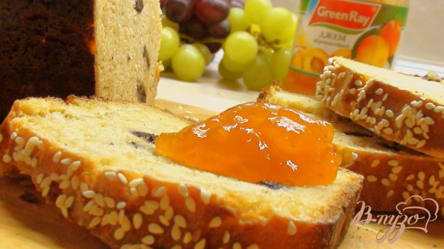 фото рецепта: Кукурузный хлеб на закваске.