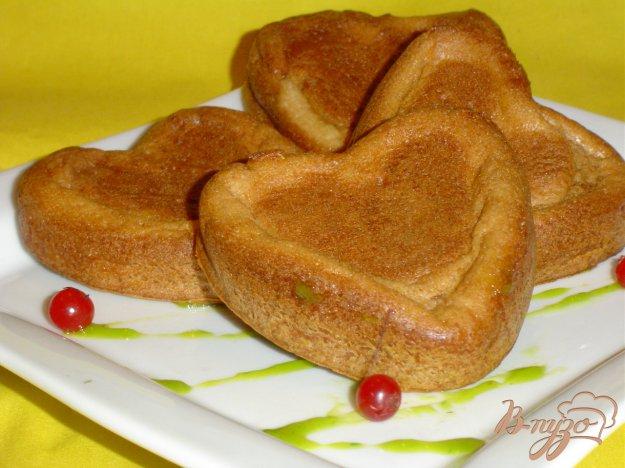 Рецепт Блинные булочки к завтраку.