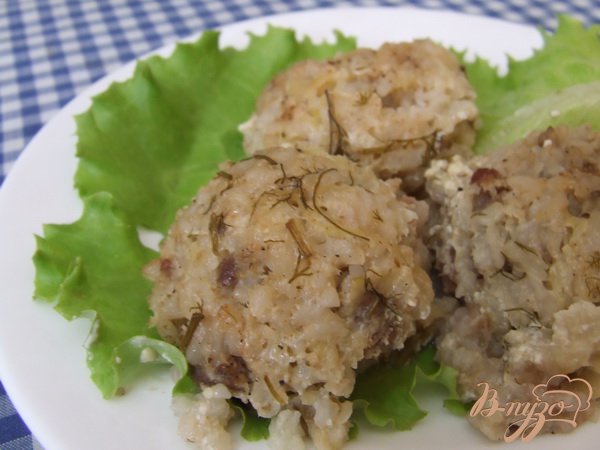 фото рецепта: Нежные тефтели в сметанном соусе