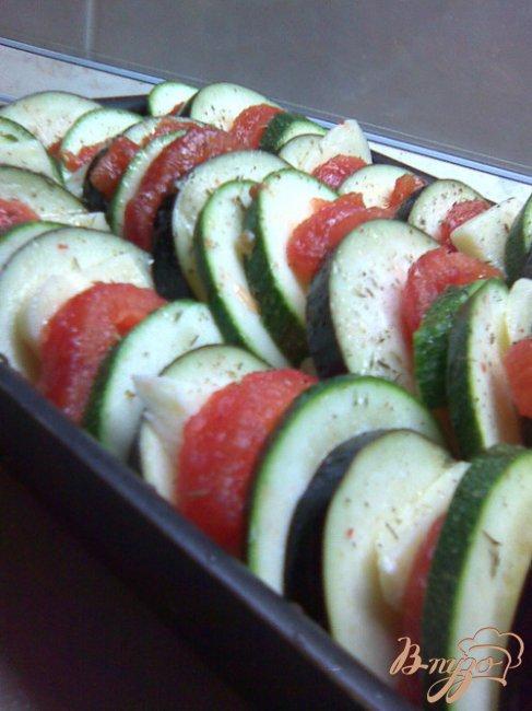 Лёгкая овощная запеканка! 3 овоща + 2 сыра