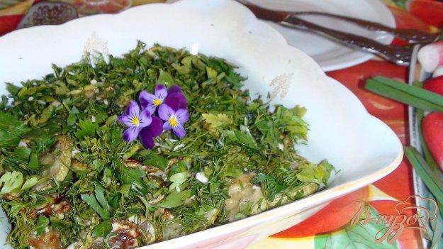 Рецепт Кабачки жаренные, с зеленью и чесноком. Мой любимый вариант.