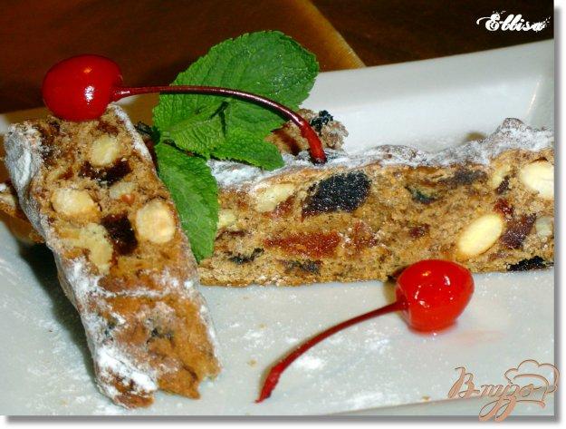 """Рецепт Тосканский пирог - """"Панфорте"""""""