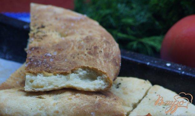 фото рецепта: Фокачча картофельная