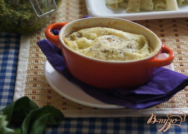 фото рецепта: Яйца по-флорентийски