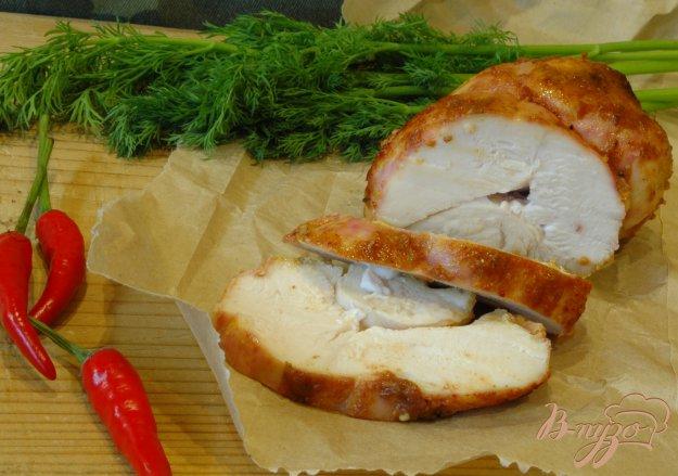 Рецепт Куриная пастрома