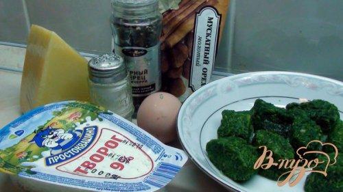 Ньокки со шпинатом или необычные ленивые вареники!