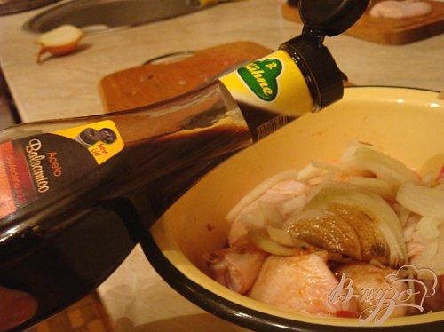 Курица в тайском стиле!