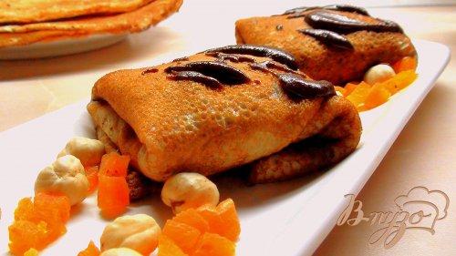 Шоколадно-карамельный соус для блинчиков и не только. Готовимся к Масленице.