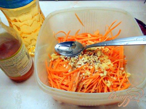 Острая закуска из пекинской капусты, по мотивам Ким-чи.