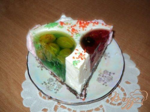 Торт «Калейдоскоп»