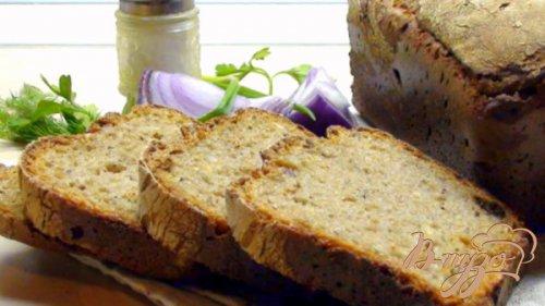 "Хлеб на заквасе ""8 Злаков""."