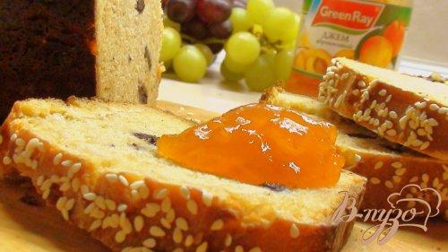 Кукурузный хлеб на закваске.