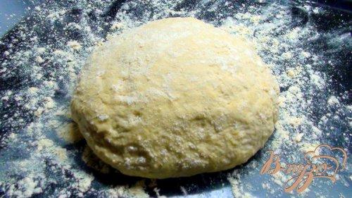 Кукурузный хлеб на дрожжах.