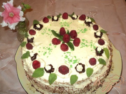 Торт «Сюрприз»