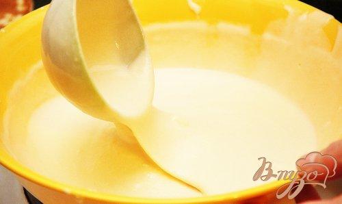Пышные блинчики на молоке