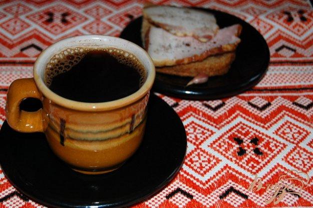 фото рецепта: Кофе по-украински