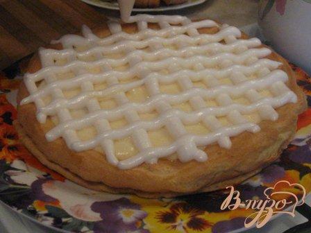 Торт  Сент-Оноре