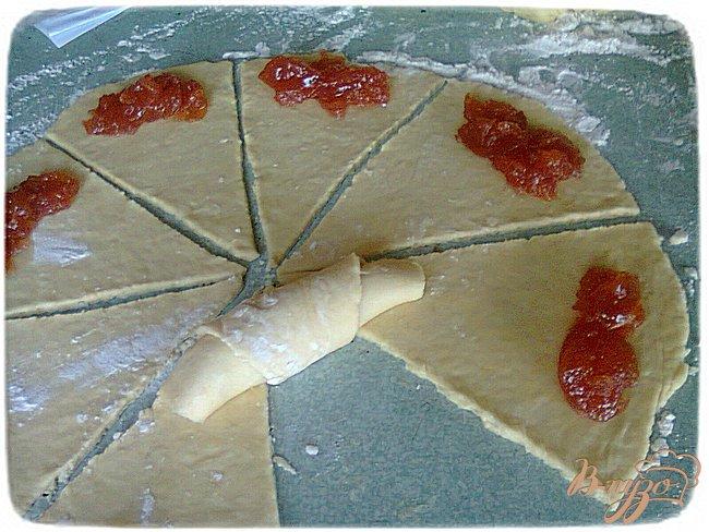Круассаны в домашних условиях рецепт с фото пошагово