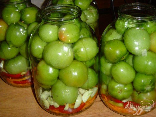 Зеленые помидоры рецепты с фото