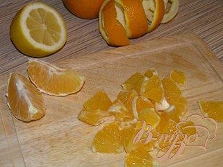 Салат из моркови с апельсинами по-мароккански
