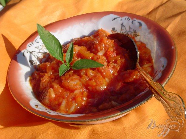 Рецепт Вкуснейшее овощное рагу с рисом