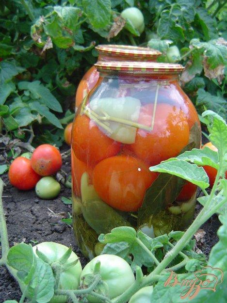 фото рецепта: Овощное ассорти