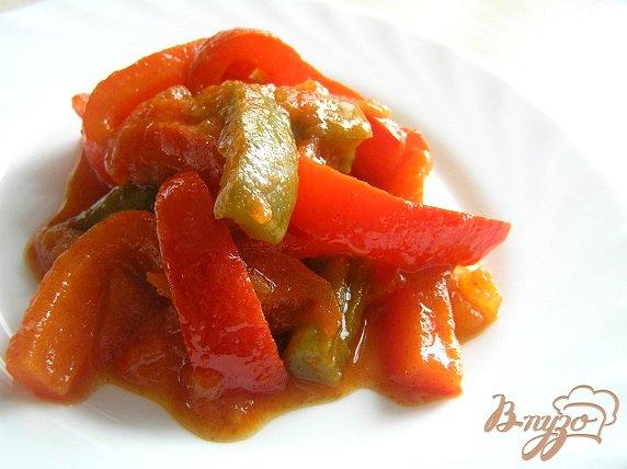 Рецепт Перцы по-мароккански