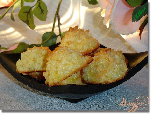 Рецепт Кокосовые роше