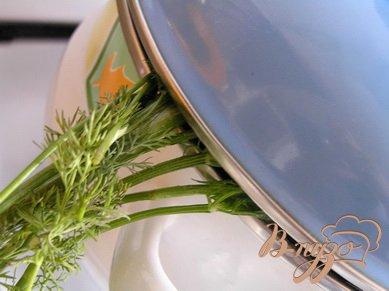 Гороховый суп с мидиями и сельдереем