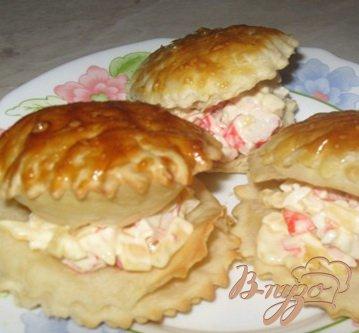 Рецепт Морские раковины
