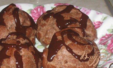 Рецепт Шоколадные эклеры