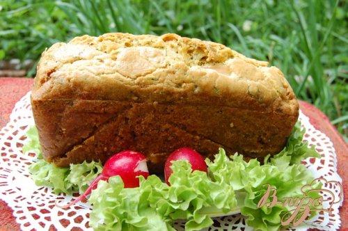 Закусочный куриный хлеб