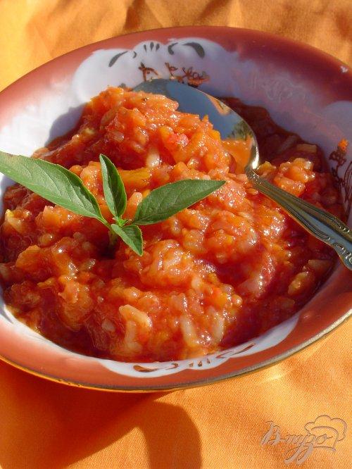 Вкуснейшее овощное рагу с рисом