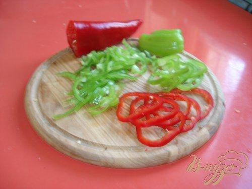 Яркий салат «Морской бриз»