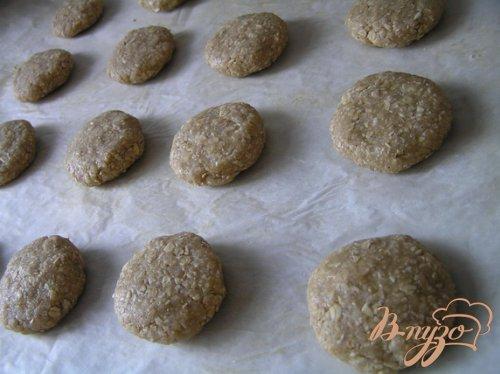 Овсяные печенья (постные)