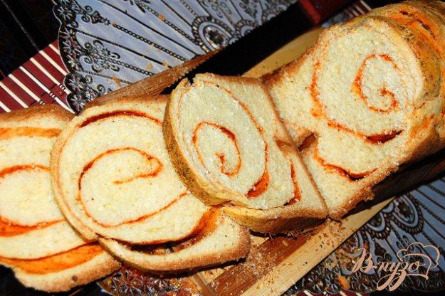Рецепт Хлеб с паприкой