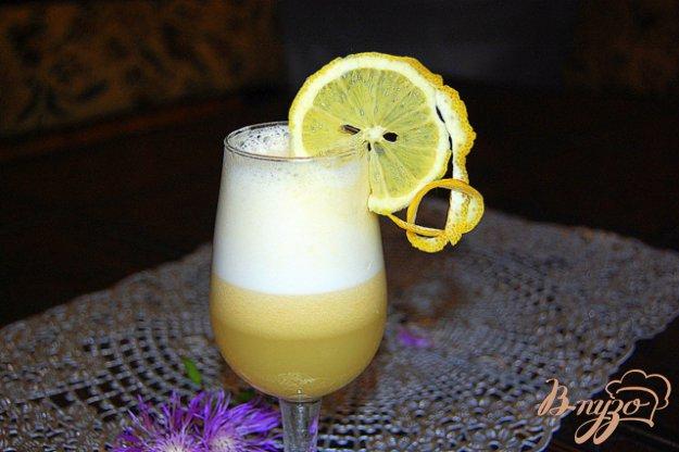фото рецепта: Персиковый физ